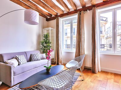 Photo for Amazing apartment close to Notre Dame