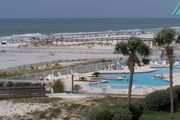 Uncrowded Sugar Sand Beach & Golf with Many Amenities
