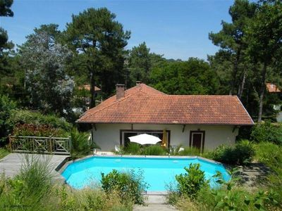 Photo for Villa for rent in Hossegor for 8 people
