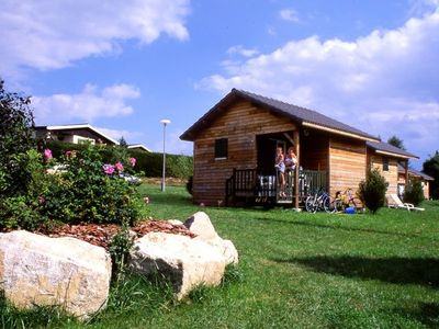 Photo for VVF Villages The Gates of the Monts d'Ardèche *** - Chalet 2 Rooms 4 People
