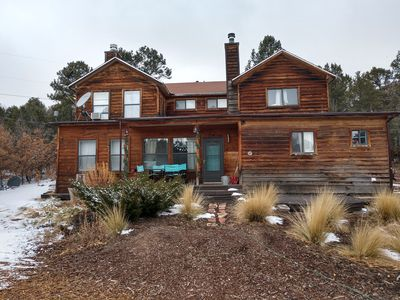 Photo for 1BR House Vacation Rental in Tijeras, New Mexico