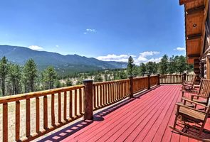 Photo for 4BR House Vacation Rental in Bailey, Colorado