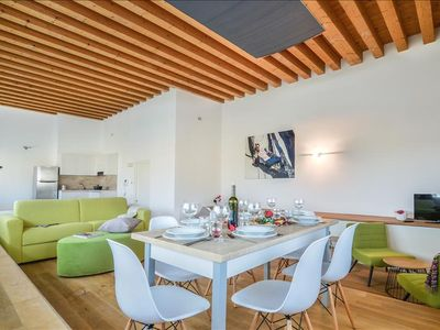 Amazing 3bdr for 8 people with terrace, Venice