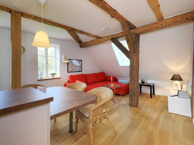 Photo for At Lüneburg-small apartment cozy under the roof - guesthouse Alte Schmiede in Bleckede