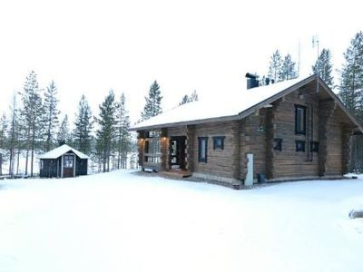 Photo for Vacation home Rantakoivu in Rovaniemi - 4 persons, 1 bedrooms