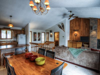 Photo for Lookout Village, Fraser: Sleeps 9, Hot Tub, Free Shuttle And Close To WP!