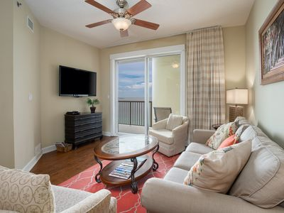 Photo for Vacation with Views of the White Sandy Beaches From the 14th Floor. Sleeps 7!