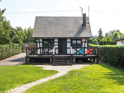 Photo for Scintillating Holiday Home in Wielka Wies with Grill