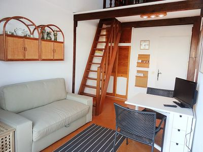 Photo for Apartment in the center of Saint-Tropez with Parking, Internet, Pool, Balcony (257547)