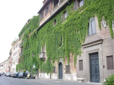 Photo for One of a Kind large and elegant apartment nestled in roman forum facing palatine