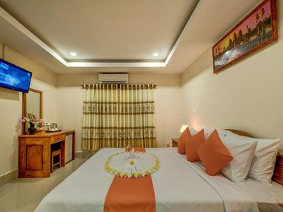 Photo for Deluxe Double Room - Free breakfast