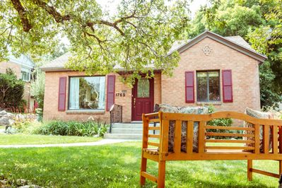 Beautiful east bench brick home built in 1941