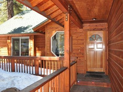 Photo for SPRING SKIING AVAILABLE!--POPULAR TAHOE_DONNER CABIN