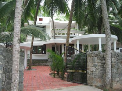 Photo for A Very Very Special House, VILLA LAKEVIEW ,(with Pool) Kovalam