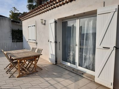 Photo for Istres: furnished T2 in villa in the heart of Provence