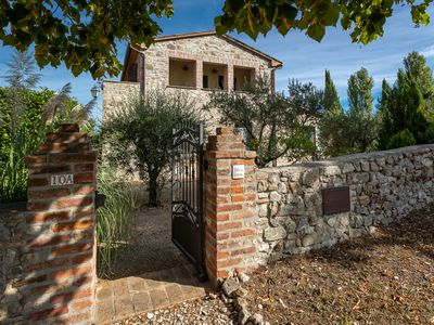 Photo for A unique location, stunning views and an easy stroll to the centre of Todi