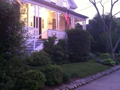 Photo for Charming In-town Greek Revival- Captain William West House