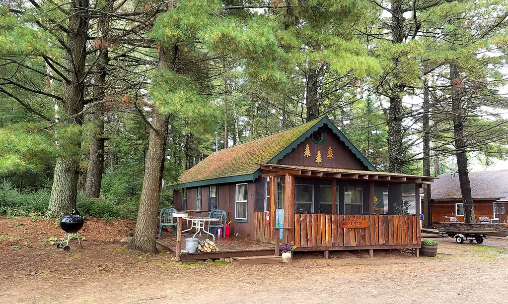 Boulder Junction Cabins On Beautiful Fishtrap Lake Canoe