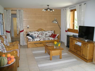 Photo for 3-star apartment in central Morzine