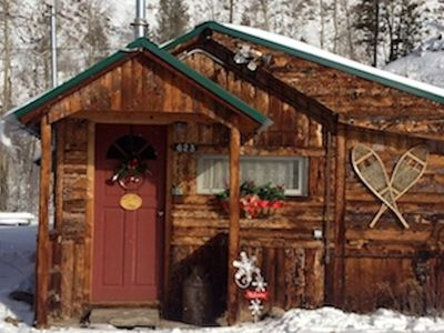 Photo for Charming storybook 1940's Cabin Located In The Heart Of Grand Lake Village