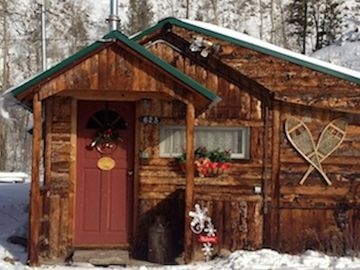 Grand Lake Visitor Center, Grand Lake, Colorado, Vereinigte Staaten