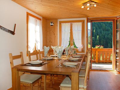 Photo for Vacation home Höfli  in Jaun, Freiburg - 6 persons, 3 bedrooms