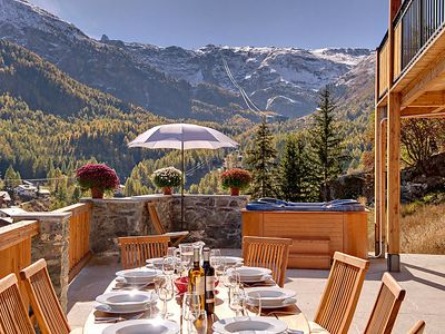 Photo for Vacation home Chalet Gemini in Zermatt - 10 persons, 5 bedrooms