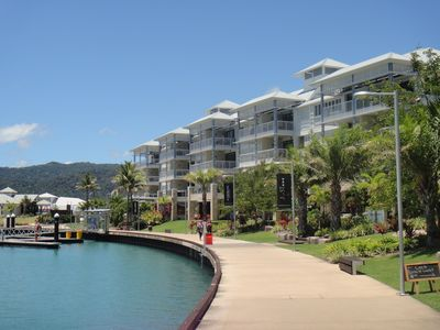 Photo for Luxury Marina Front Apartment