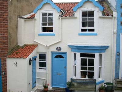 Kildale Cottage right in the heart of old Staithes just yards from the seafront.