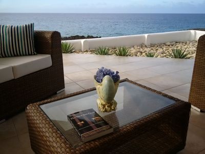 Photo for LUXURY OCEAN FRONT MODERN CARRIBEAN LIVING   DRIVER COOK OR MAID CAN BE ARRANGED