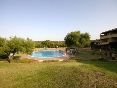 Photo for Apartment in Porto Istana with Pool, Air conditioning, Parking, Terrace (540976)