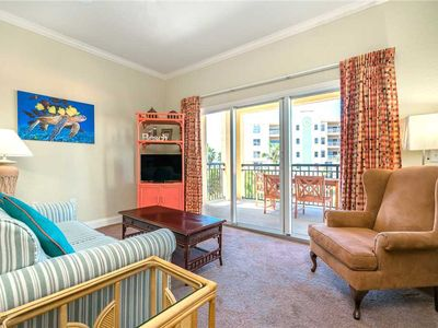 Photo for The Palms of Treasure Island 202, 2 Bedrooms, Pool Access, Grill, Sleeps 6