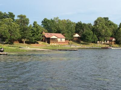 Photo for The Cottages of LaCloche Lake Camp. 4 fully equipped cottages to choose from