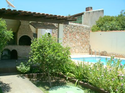 Photo for Saquarema - Beautiful House with Pool + Barbecue + WIFI !! 500m from the beach