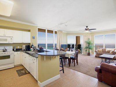 Photo for Tidewater 3BR King Beds +Bunks 3BA Slps 10  End Unit Available Starting 8/31