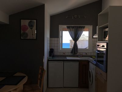 Photo for Apartment 4 people, seaside residence