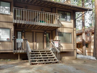 Photo for BEST LOCATION -- 3 BR./2BA.TOWNHOME - Walk To Snow Summit!! GREAT SUMMER RATES