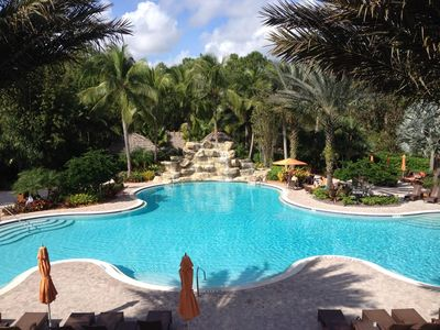 Photo for Best Location in Ole', w/ Quad pool courtyard,  just 1 block from village center