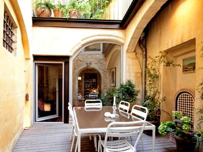 Photo for 3BR House Vacation Rental in Arles, Provence-Alpes-Côte-D'Azur