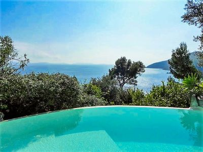 Photo for Vacation home Le Cabanon in Cavalaire - 10 persons, 5 bedrooms