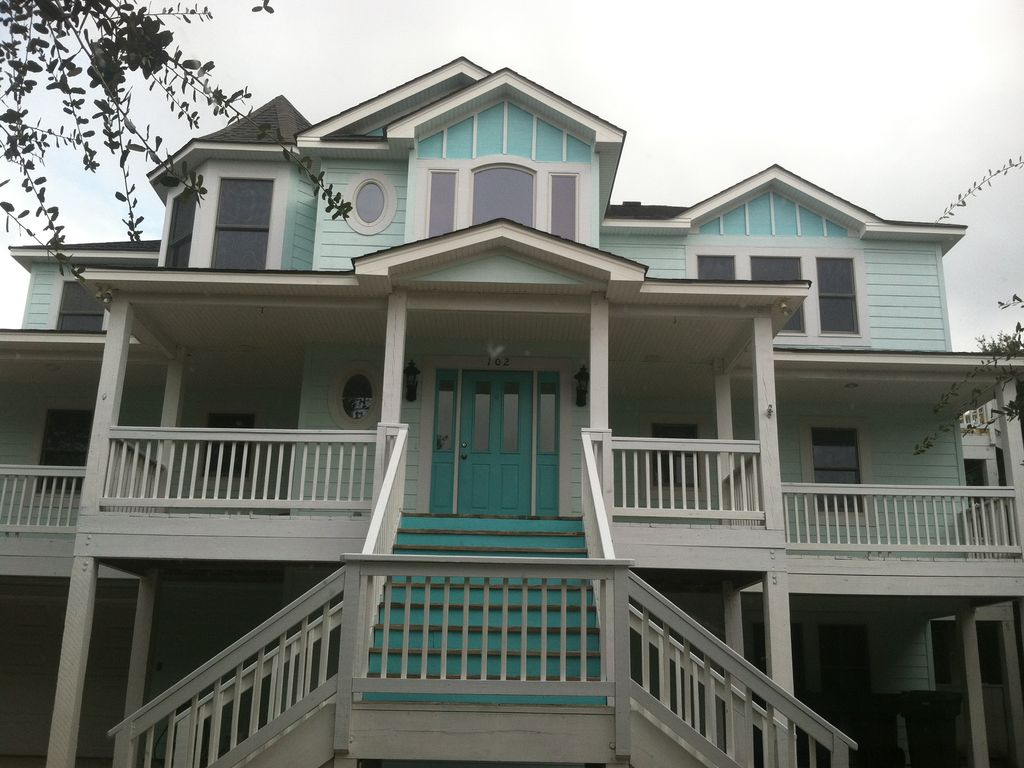 Outer Banks Gorgeous 6 Bedroom Home Right On Chicahauk Tr Pool