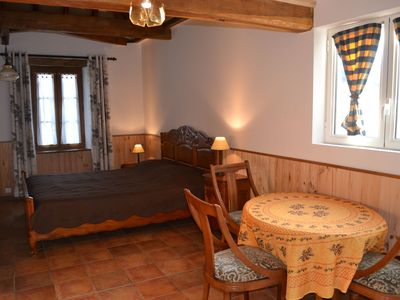 Photo for Studio in a mill on a quiet holiday park with many facilities. Wifi at the reception (free).