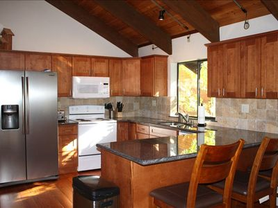 Photo for Beautifully Remodeled 4BR/4BA Tahoe Home W/Garage(Sleeps10-12)