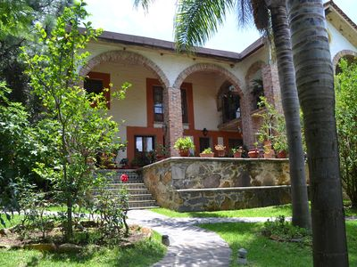 Photo for Quinta Eugenia, Tranquility and nature for up to 30 people
