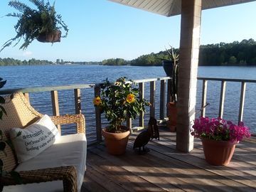 Cool Welcome To Logos The Boathouse On The Red River Oxbow Home Interior And Landscaping Oversignezvosmurscom