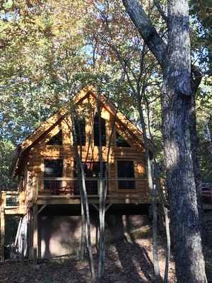 Photo for The Cabin at Wayside - a brand new cozy get-away!