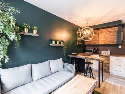 Photo for Lovely Appartement in downtown Montreal ❤️