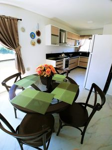 Photo for New and well located apartment in Praia de Bombas - SC (101)