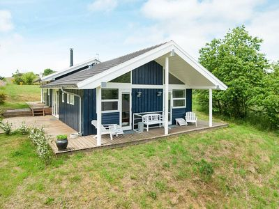 Photo for Adorable Holiday Home in Jutland with Barbecue