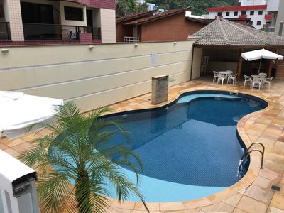 Photo for Great Apartment 100m from the beach - Praia Grande - Ubatuba - SP